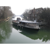 Scheduled Boat Service from Abingdon to Oxford