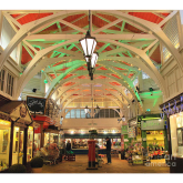 Christmas Food & Flavours of Oxford Covered Market