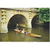 10 Idyllic Reasons to go Punting in Oxford