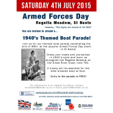 Vintage themed Armed Forces Day set to be St Neots biggest yet!