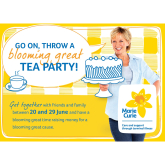 Throw a Blooming Great Tea Party!