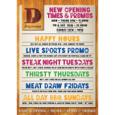 DOGHOUSE SUMMER PROMOTIONS