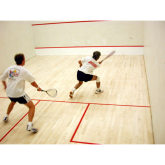 The health benefits of playing squash