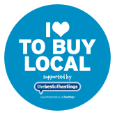 Buy Local in Hastings this summer!