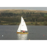 Sailing in Bolton
