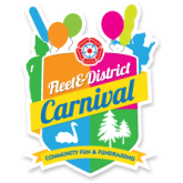 Fleet Carnival Programme advertising