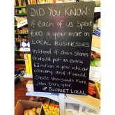 Did you know? July is Independent Retailer Month