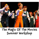 The Magic Of The Movies summer workshop at Bourne Hall #Ewell  @epsomplayhouse