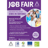 Job Fair at Barton Neighbourhood Centre, Wednesday 15th July 11am - 3pm