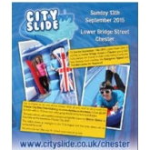 Chester City Slide - Sunday On 13 September