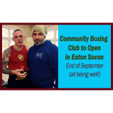New Community Boxing Club to open in Eaton Socon