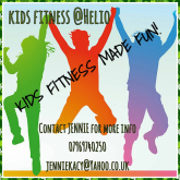 Kids Summer Fitness Classes at Helio Fitness!