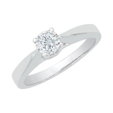 Engagement rings at Stag & Doe Jewellers in Sudbury