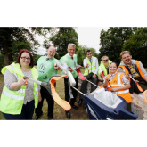 Bournemouth McDonald's franchisee tackles litter in parks across Dorset and Hampshire