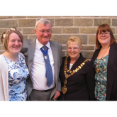 Mayor's fundraising evening gets everyone All Shook Up