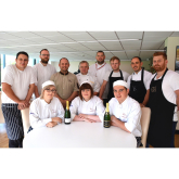 Top county chefs cook charity gala dinner at Origins Shrewsbury