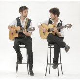 Lone Pepper Duo return to Bar des Arts