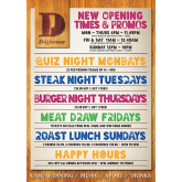 DOGHOUSE WINTER PROMOTIONS
