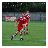 Haverhill Rovers vs Hadleigh United