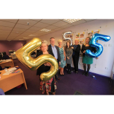The Purple Property Shop Celebrate 5 Years in Business!