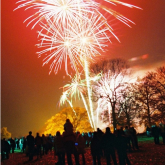 The best Bonfire Night and Firework events in Telford