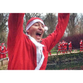 Santas on the Run 2015