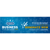 Business of the Year Awards - Only 79 Days Left!