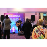 Listen to free, live music at Watford Colosseum