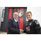 AFC Bournemouth: Eddie Howe signs contract extension