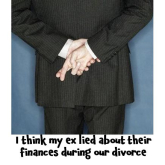 I think my ex lied about their finances during our divorce, what can I do? @TWMSolicitors #divorce