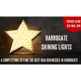 Shining Lights Business Award. Win £3000 cash!