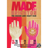 MADE Brighton is 10 years old!