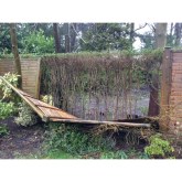 Has Storm Barney caused havoc with your garden fencing?