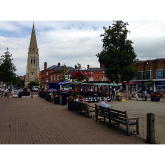 How Market Harborough Has Changed This Century