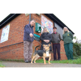 Veterinary Surgery and Council combat dog mess