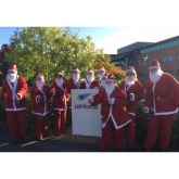 Run the Ashfords LLP Santa Run for charity