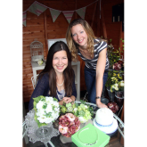 Shropshire florists make Valentine's Day personal