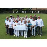 Ladies Bowl Together to Support Hospice Care