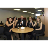 Celebrations for Local Label Company