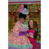 Sweet Visit from Pantomime Dame! @EpsomPlayhouse #Epsom
