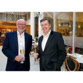 Tiffin and de Gruchy partner up on Brasserie