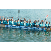 Royals Dragon Boat Team win promotion to the Premier Division for the 2016 season