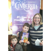 Our Highlights of the Cinderella Panto at Queens Theatre Barnstaple