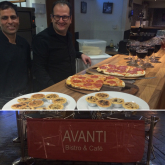 Day 21 of Windsor & Eton's Living Advent Calendar - Avanti Bistro