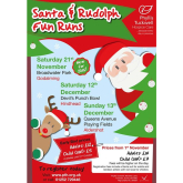 Santa Fun Runs 2015 raise festive funds for Hospice Care