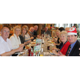 Harvester in Aldershot Shares Lunch with Support Group