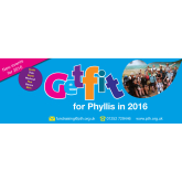 New Year, New Challenge with Getfit for Phyllis 2016!