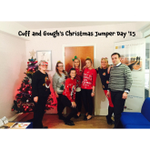 Cuff and Gough's Christmas Fundraising! @CuffandGoughLLP #Banstead