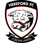 Hereford F.C. Fixtures for April & May 2016