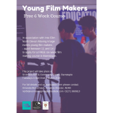 Free Film Making Opportunity For Young People In North Devon